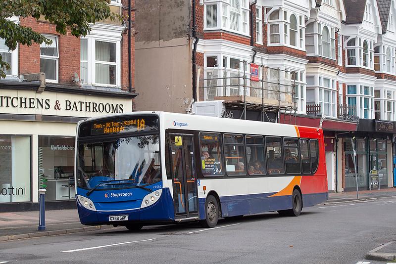 27582 GX58GKP, Eastbourne 18/10/2019