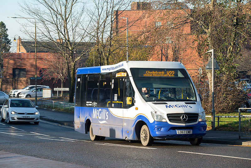 0106 LO67CMF, Clydebank 18/11/2019
