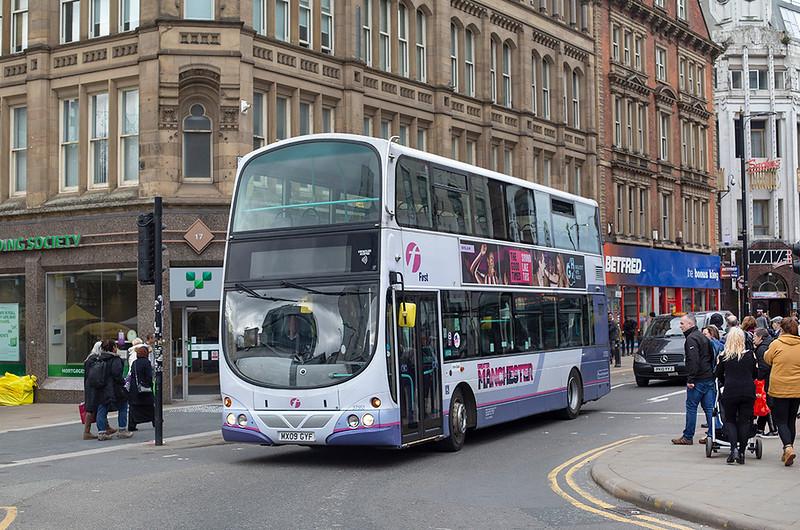 37553 MX09GYF, Manchester 22/3/2019