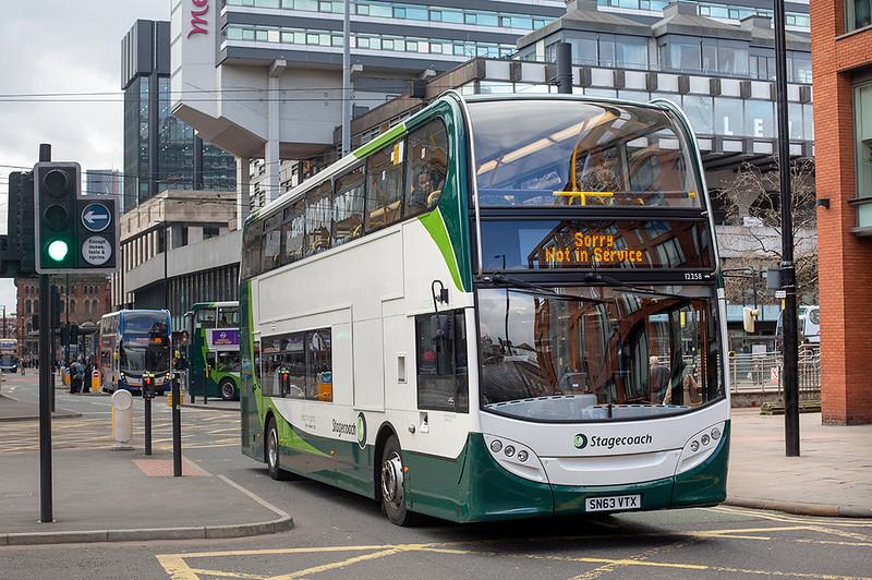12258 SN63VTX, Manchester 22/3/2019