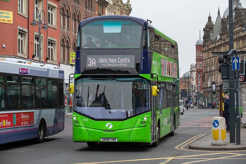 35560 SK68TWD, Leeds 23/4/2019