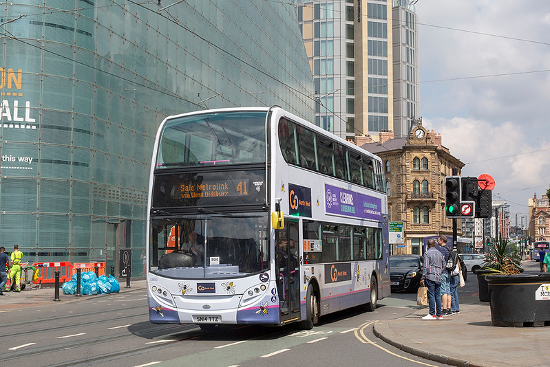 3106 SN14TTZ, Manchester 24/7/2019