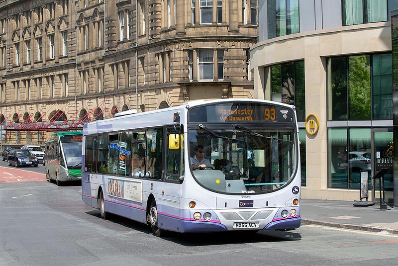 69185 MX56ACV, Manchester 24/7/2019