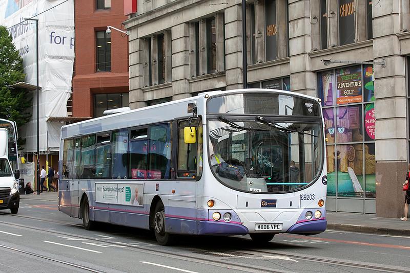 69203 MX06VPC, Manchester 24/7/2019