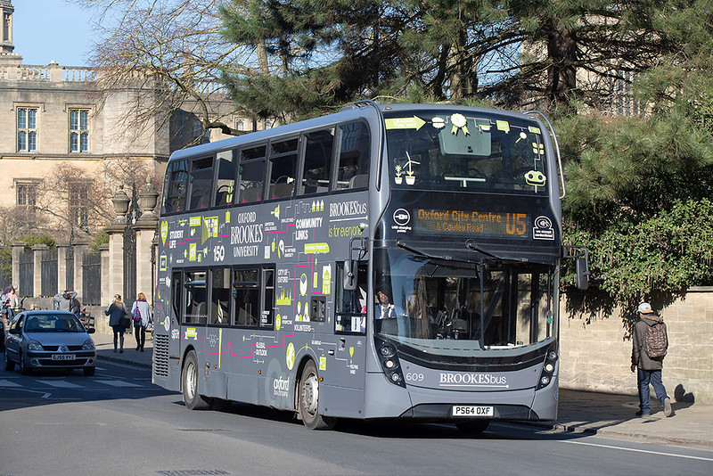 609 PS64OXF, Oxford 25/2/2019