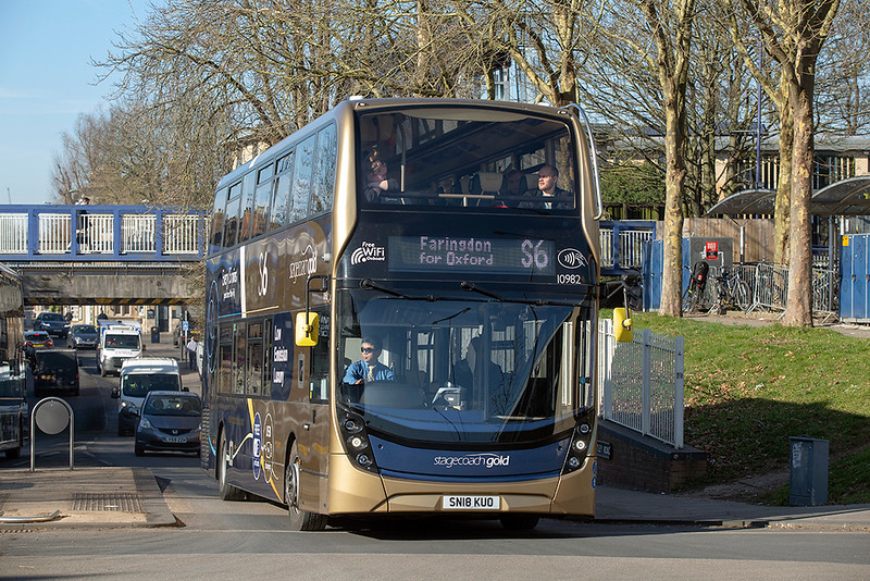 10982 SN18KUO, Oxford 25/2/2019