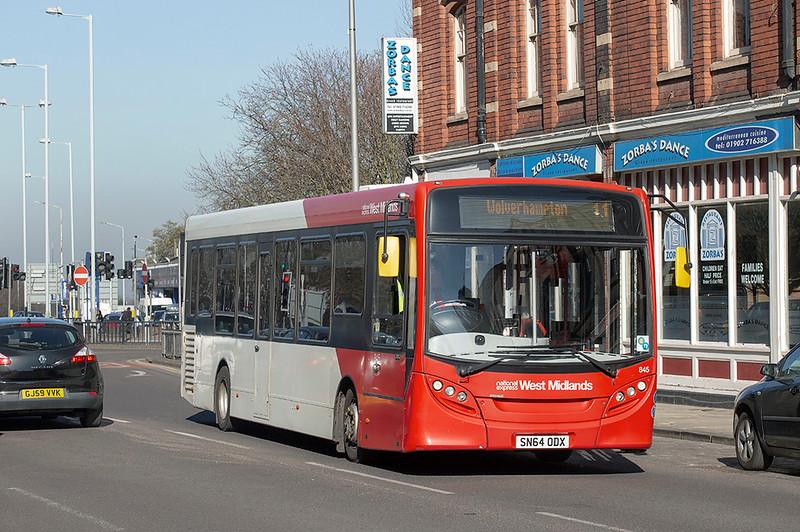 845 SN64ODX, Wolverhampton 26/2/2019