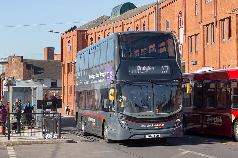 6789 SN66WCO, Wolverhampton 26/2/2019