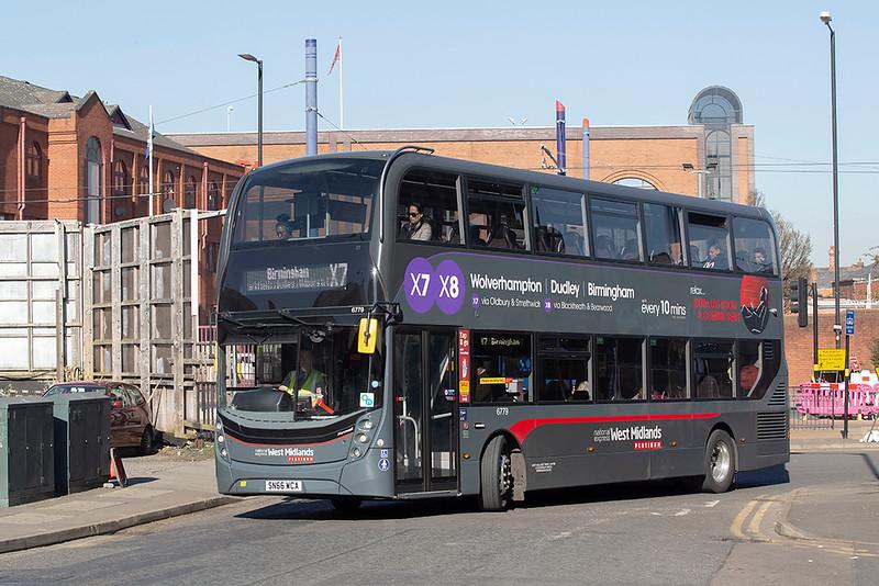 6779 SN66WCA, Wolverhampton 26/2/2019