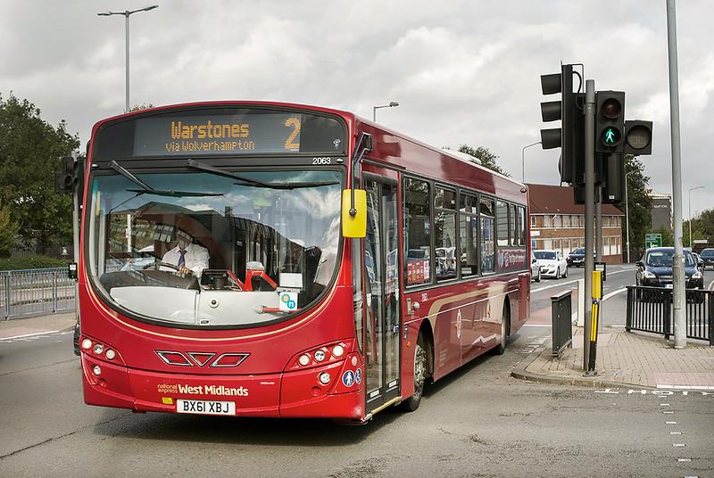 2063 BX61XBJ, Wolverhampton 26/9/2019
