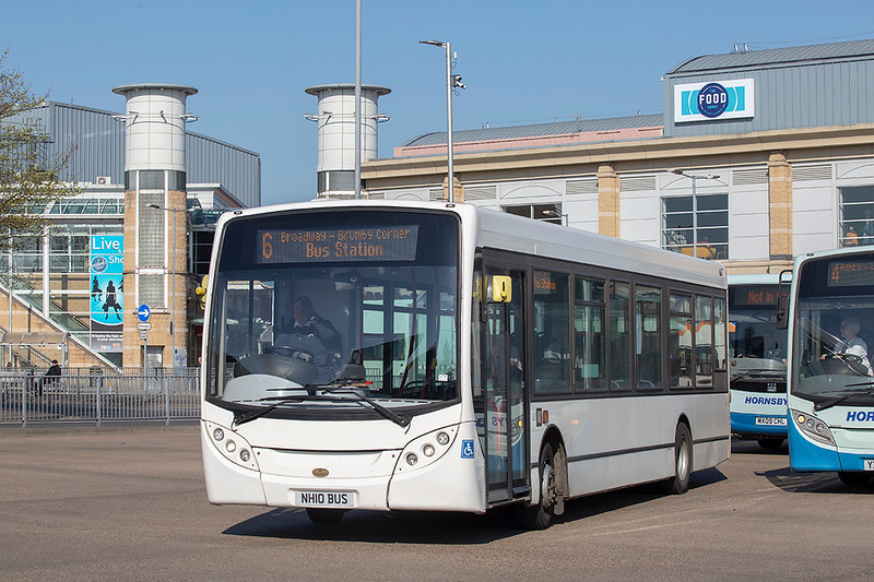 NH10BUS, Scunthorpe 28/3/2019