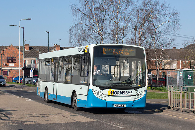 NH15BUS, Scunthorpe 28/3/2019