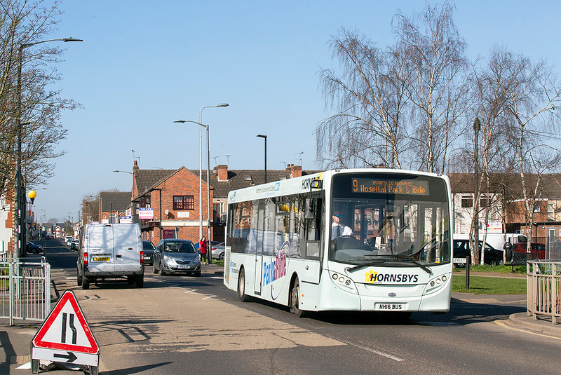 NH16BUS, Scunthorpe 28/3/2019