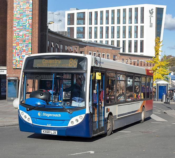 36217 KX60LJA, Coventry 29/10/2019