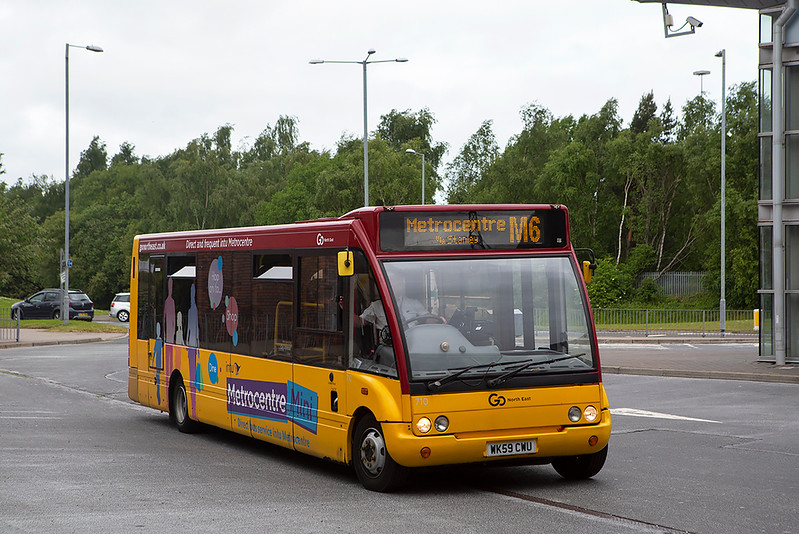 710 WK59CWU, Metro Centre 30/5/2019