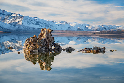 Mono Lake Scenery