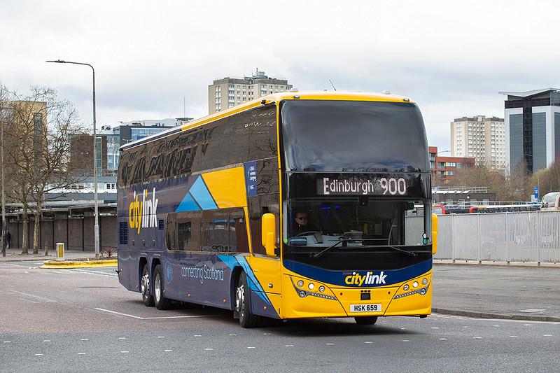 HSK659, Glasgow 1/4/2020