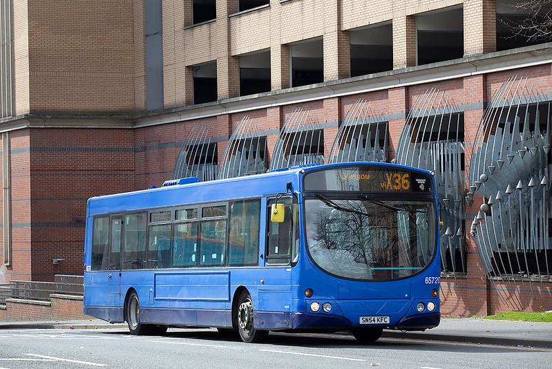65720 SN54KFC, Glasgow 1/4/2020