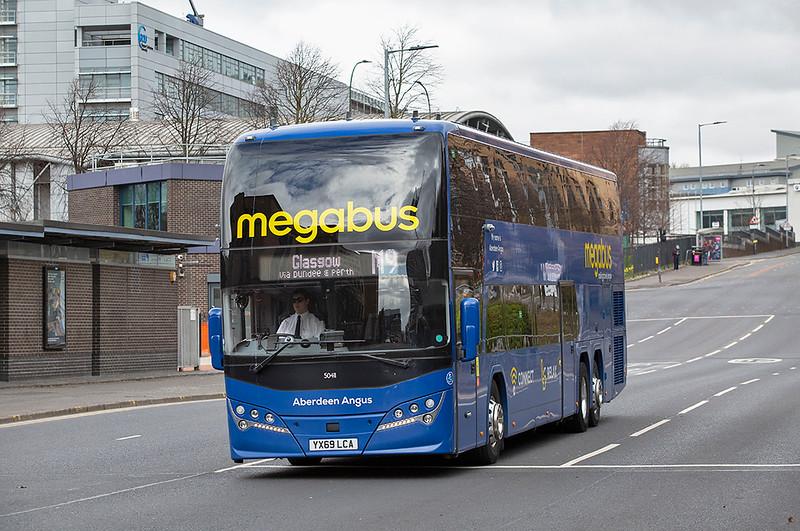 50411 YX69LCA, Glasgow 1/4/2020
