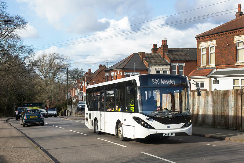 767 SK68LZP, Kings Heath 2/3/2020