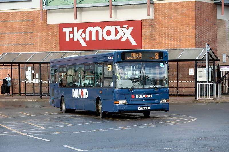 30932 VX54MUP, Kidderminster 2/11/2020