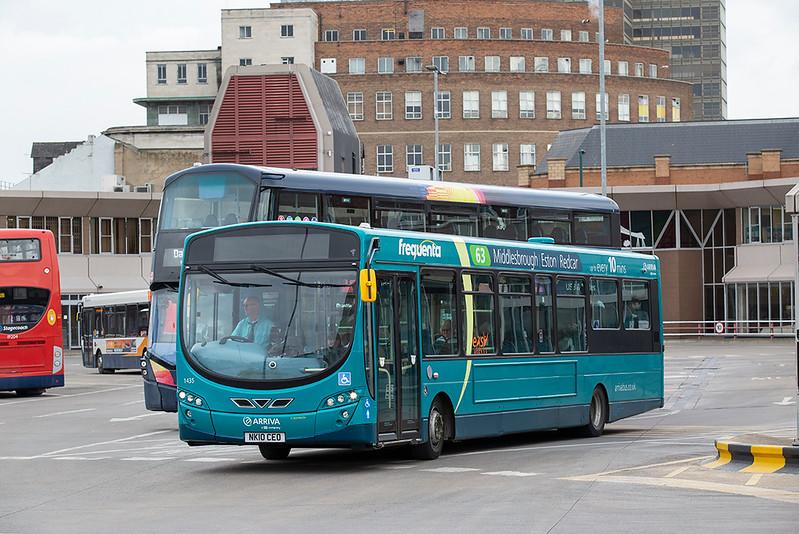 1435 NK10CEO, Middlesborough 4/3/2020