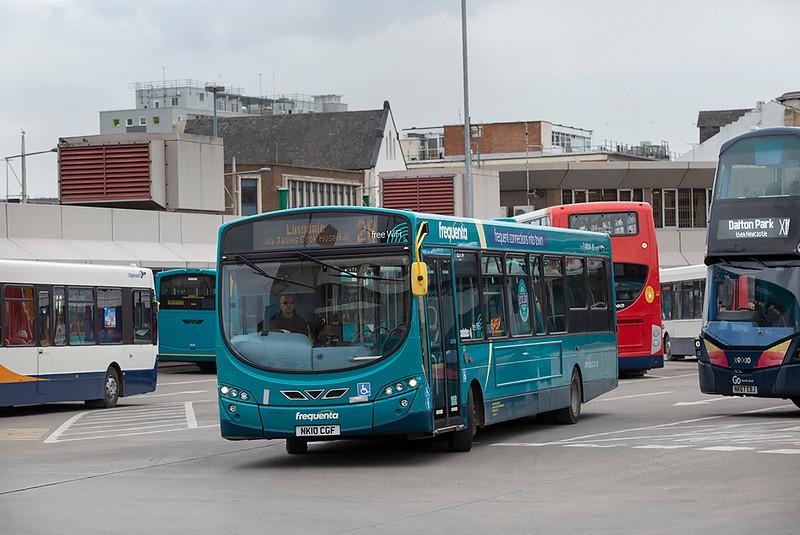 1457 NK10CGF, Middlesborough 4/3/2020