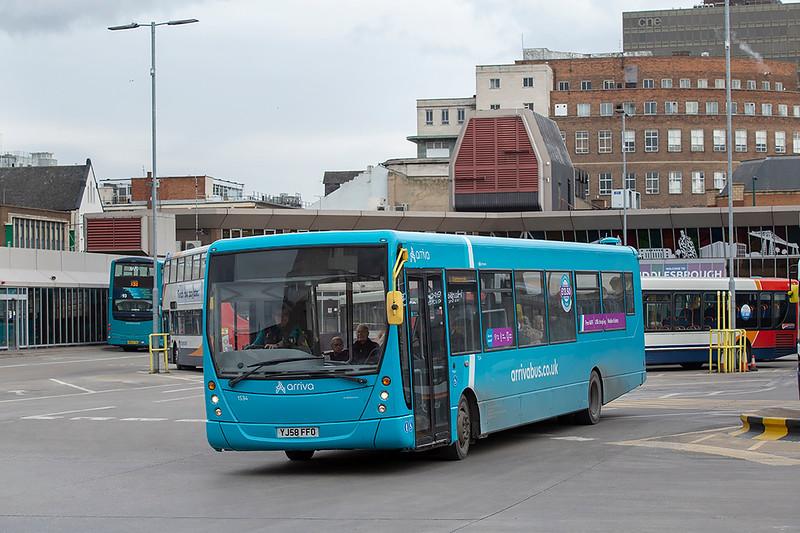 1534 YJ58FFO, Middlesborough 4/3/2020
