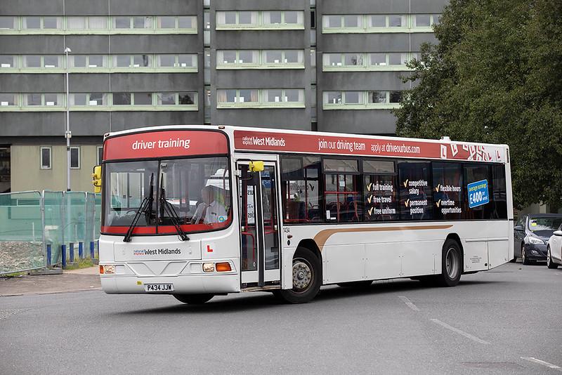 1434 P434JJW, Coventry 4/9/2020