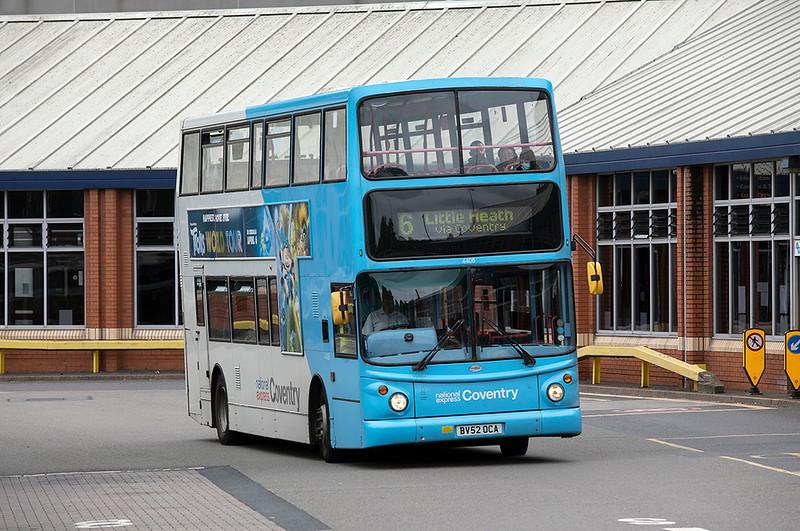 4406 BV52OCA, Coventry 4/9/2020
