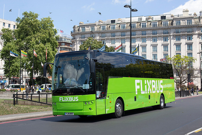 YJ19BDE, Marble Arch 5/7/2020