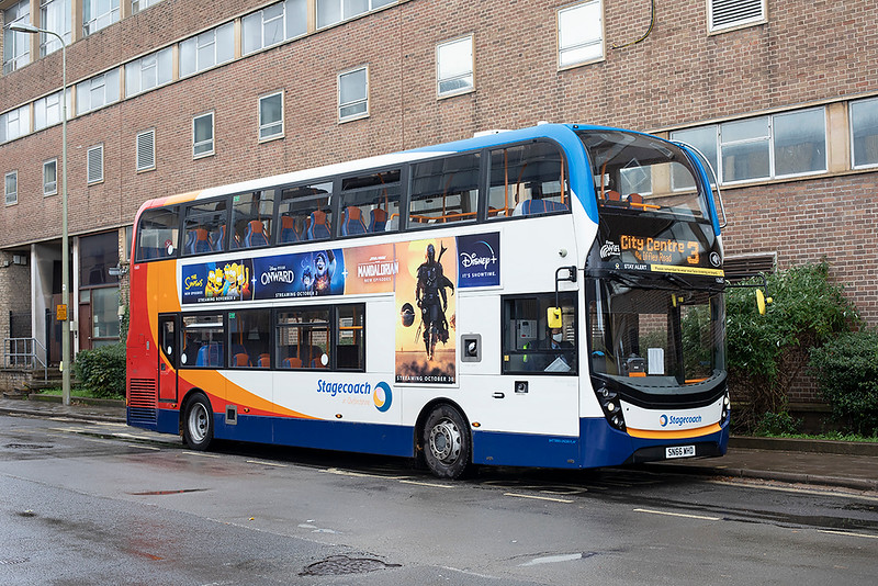 10685 SN66WHD, Oxford 8/10/2020