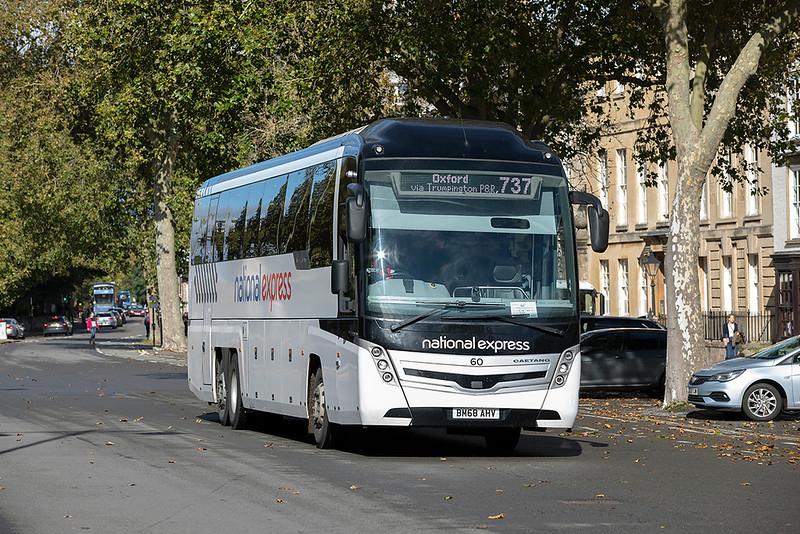 60 BM68AHV, Oxford 8/10/2020