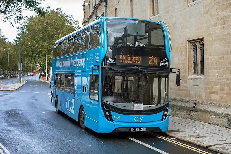 601 GB14OXF, Oxford 8/10/2020