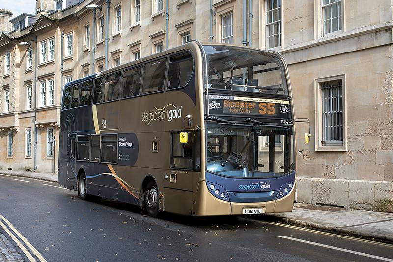 15756 OU61AVL, Oxford 8/10/2020