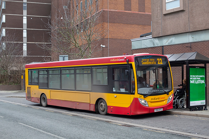 34 YX12AYZ, Burton upon Trent 10/2/2020