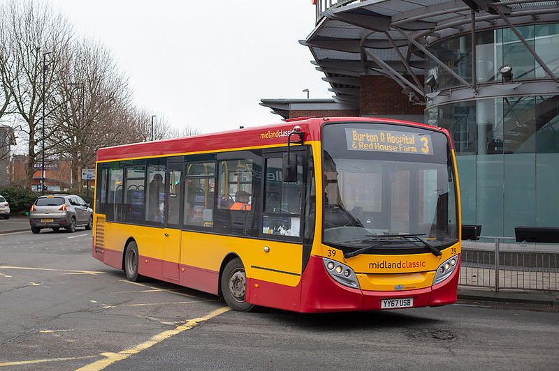 39 YY67USB, Burton upon Trent 10/2/2020