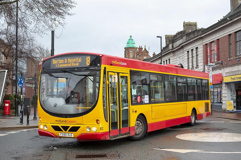 82 FX55VLO, Burton upon Trent 10/2/2020