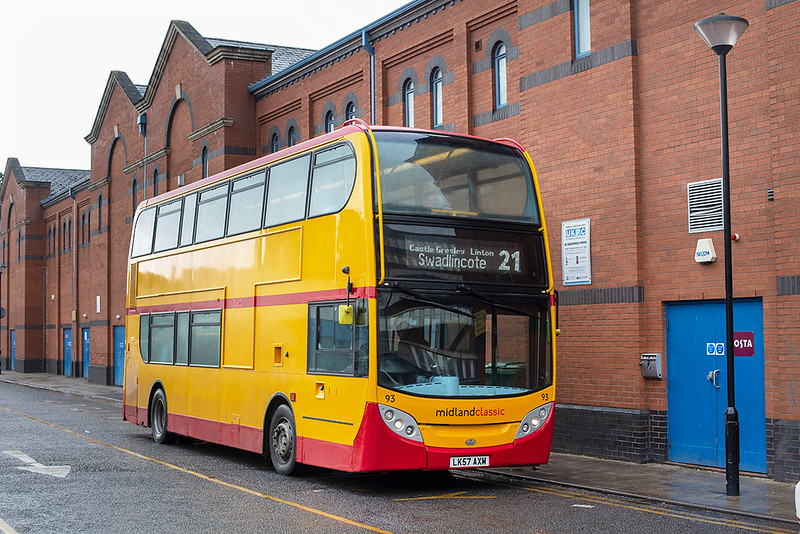93 LK57AXM, Burton upon Trent 10/2/2020