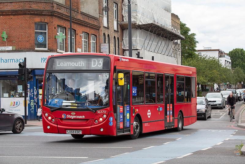 36370 LX59EDC, Whitechapel 11/7/2020