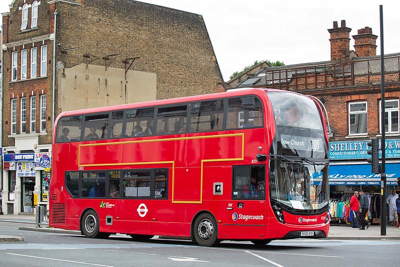 11359 SK20AYO, Whitechapel 11/7/2020