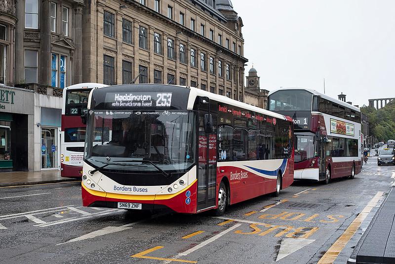 11915 SN69ZNF, Edinburgh 11/9/2020