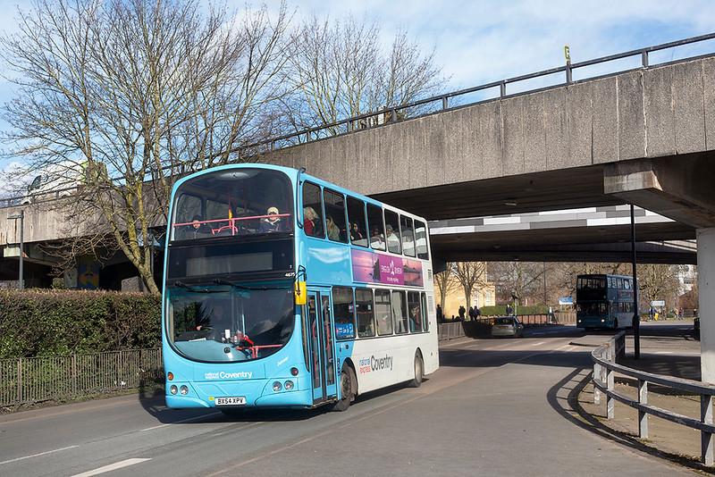 4675 BX54XPV, Coventry 12/2/2020