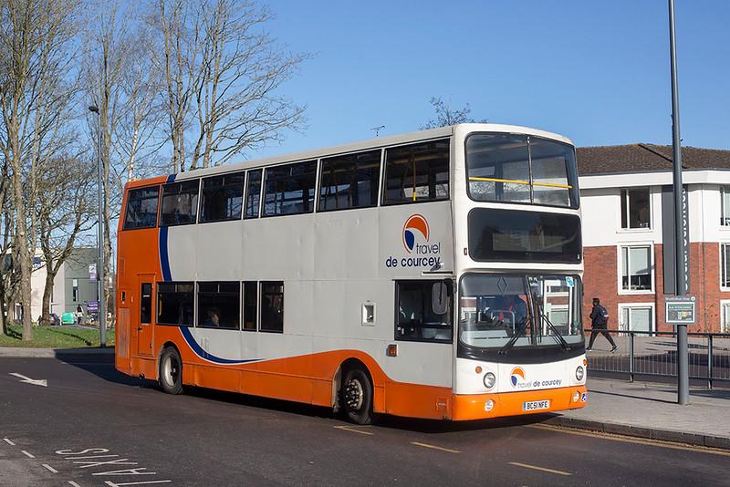 823 BC51NFE, Univeristy of Warwick 12/2/2020