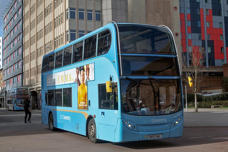4767 BV57XKL, Coventry 12/2/2020