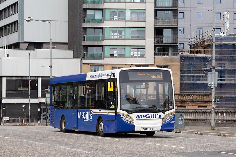 8036 SK15HEJ, Glasgow 12/6/2020