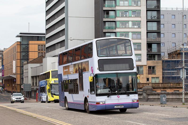 32302 LK03NHB, Glasgow 12/6/2020