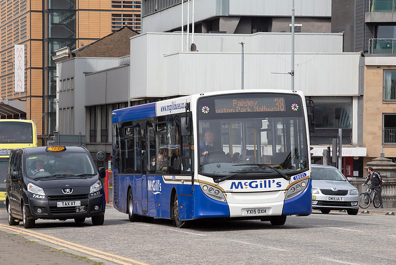 8021 YX15OXH, Glasgow 12/6/2020