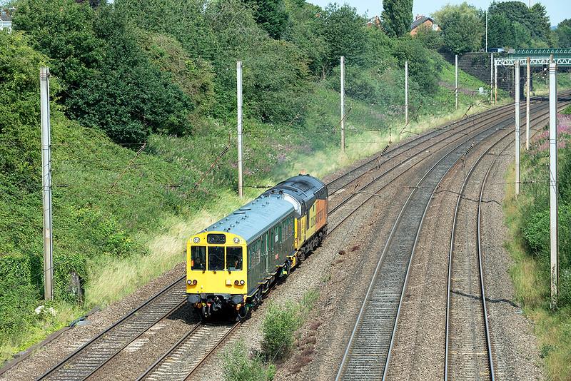 37421 Penwortham 14/8/2020<br /> 5Z94 0922 Crewe CS-Derby RTC (via Preston, Crewe, Preston)