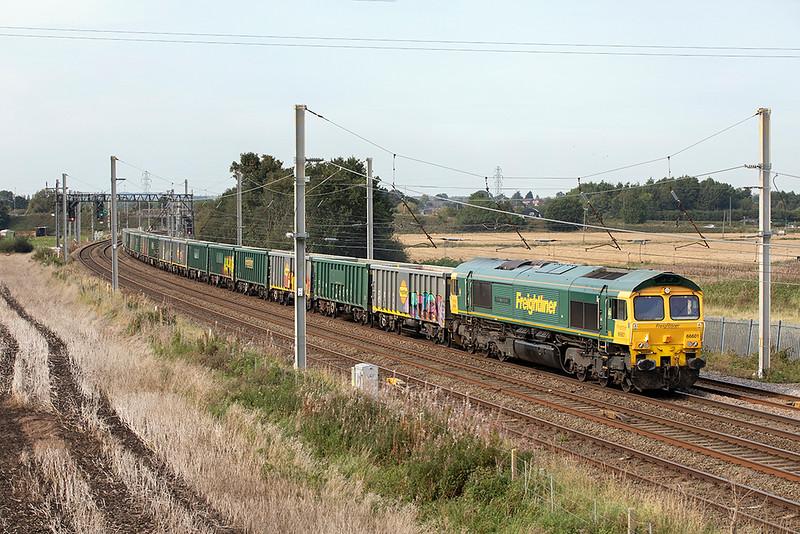66601 Winwick Junction 15/9/2020<br /> 6H51 1104 Hardendale-Tunstead
